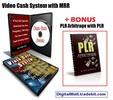 Video Cash System MRR + BONUS PLR